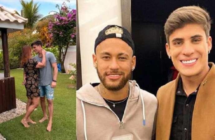 Le beau-père de Neymar aurait eu des relations homosexuelles