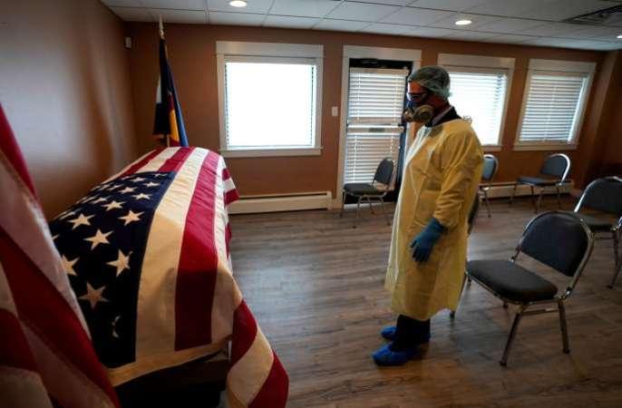 Le coronavirus dans le monde: près de50000morts aux Etats-Unis, après l'une des pires journées