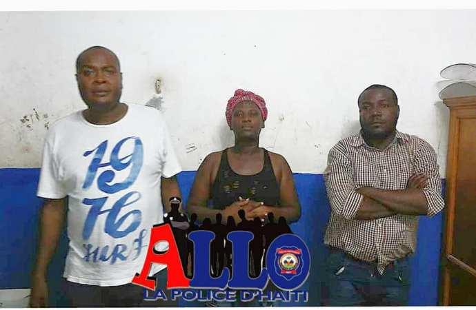 Jacmel-Sécurité: Libération d'un enfant enlevé, 3 individus arrêtés