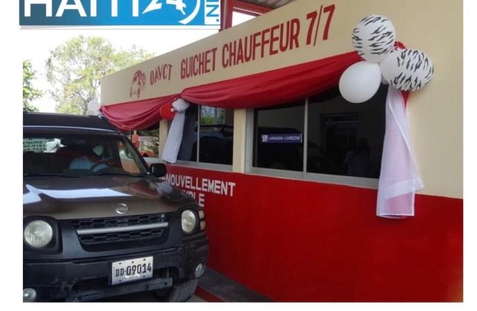 L'OAVCT ouvre son 3e guichet chauffeur
