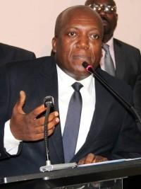 Investitutre de Jean Roudy Aly comme coordonnateur de l'OMRH