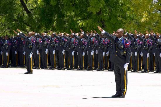 Les policiers des 29e et 30e promotions ont reçu leurs arriérés de salaire