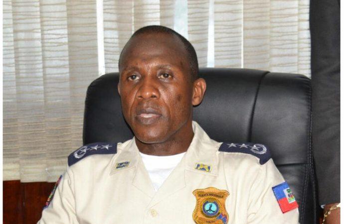 Le Directeur général de la PNH testé positif à la covid-19