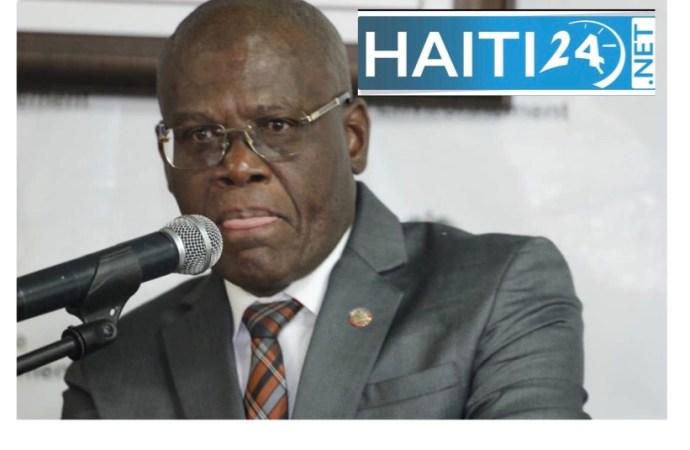 """Joseph Jouthe, Premier ministre """"d'un pays qui n'existe pas"""", revient sur ses propos"""