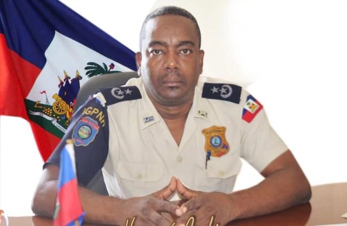 Coronavirus : l'inspecteur général en chef de la PNH est infecté !