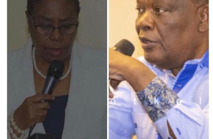 La ministre à la Condition féminine exige que l'action publique soit mise en mouvement contre Dadou Jean-Bart