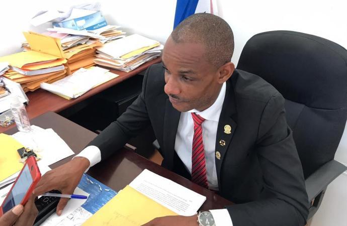 Gonaïves-Coronavirus: le commissaire du gouvernement préoccupé par le sort des prisonniers