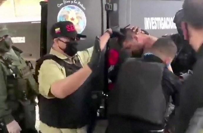 Vénézuela : 2 États-Uniens parmi les 13 mercenaires arrêtés par les Forces Armées vénézuéliennes