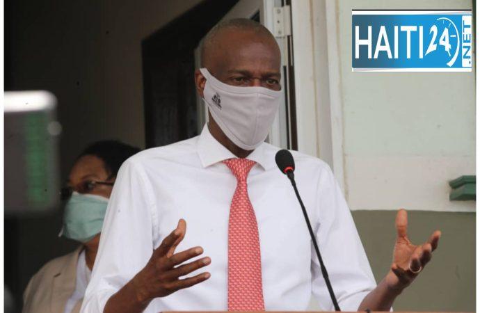 Haïti-Coronavirus: livraison d'une première cargaison de matériels médicaux