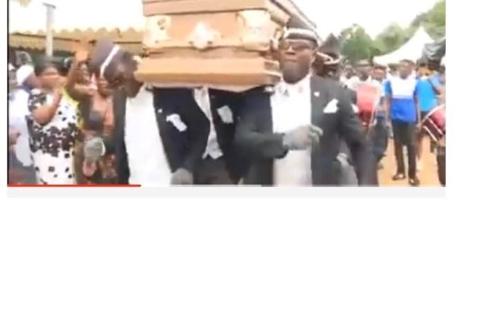"""Qu'est-ce que le """"Coffin Dance"""" ou la danse du cercueil ?"""