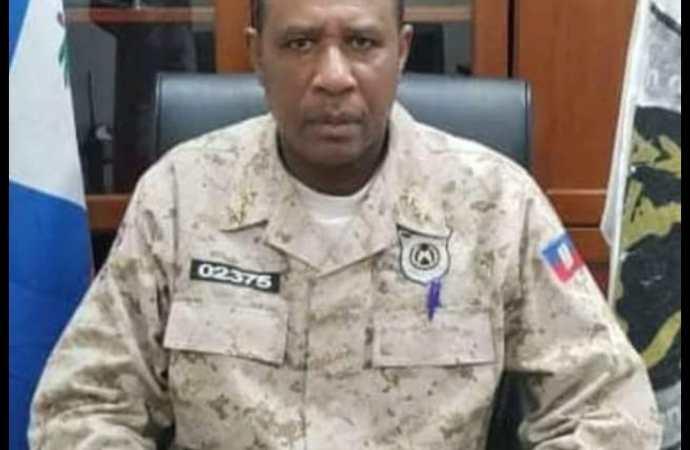 Haïti-Nécrologie: un haut gradé de la PNH est décédé