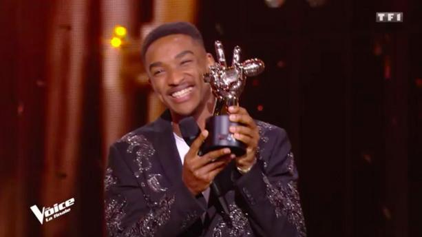 """L'Haïtien Abimaël Bernadoth sacré champion de """"The voice"""" 2020"""