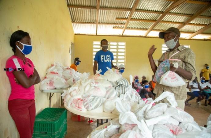 Covid-19 : La Fondation Dr Louis G Lamothe continue de soutenir les plus vulnérables