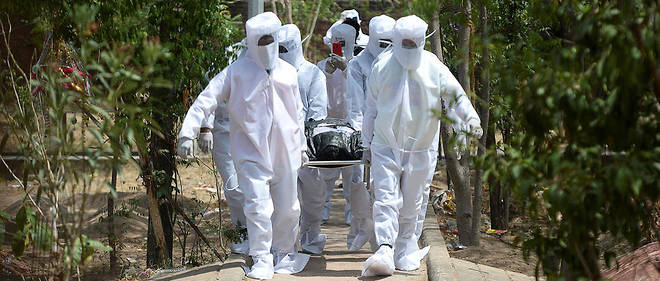 Coronavirus : le MSPP rend public un guide de gestion des cadavres