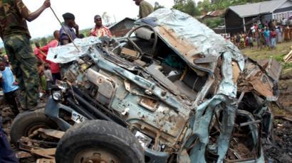 Haïti-Accident : 77 victimes enregistrées par Stop Accidents