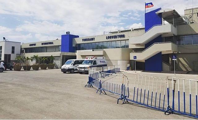 L'aéroport international Toussaint Louverture prêt à accueillir les vols commerciaux