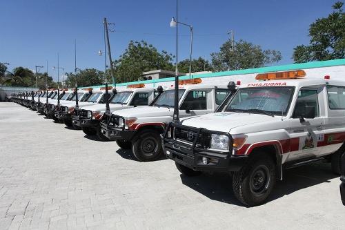 Bas-Artibonite: Une ambulance du CAN séquestrée par des bandits