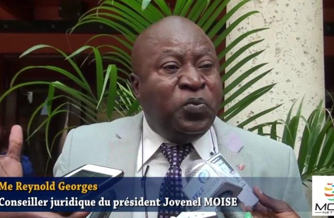 Reynold Georges a démissionné pour une affaire de terre !