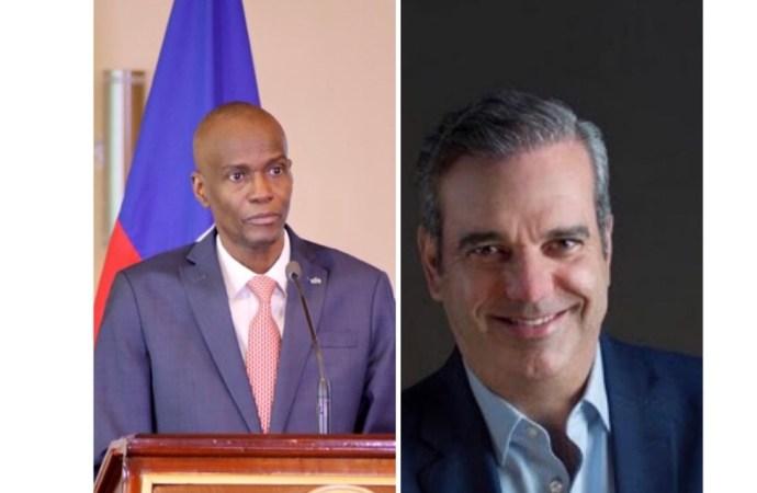 Diplomatie : Entretien entre Jovenel Moïse  et le nouveau président dominicain