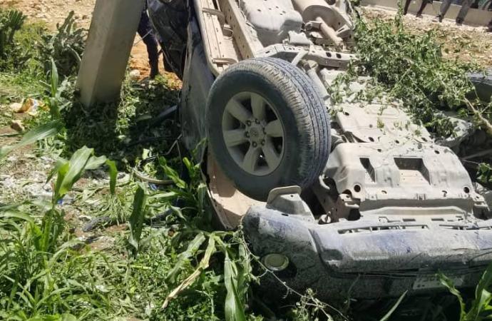 Deux employés du ministère du Tourisme meurent dans un accident de la circulation