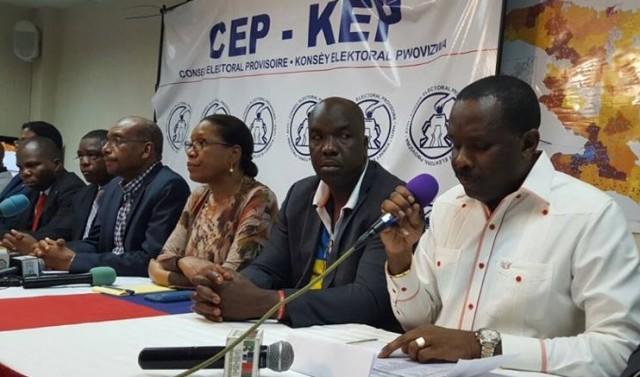 CEP : Cap sur les élections, Jovenel Moïse consulte des secteurs