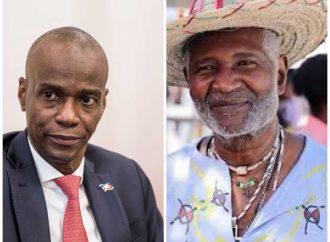 Jovenel Moïse et Joseph Jouthe pleurent la disparition de Konpè Filo