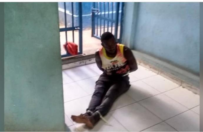 Croix-des-Bouquets: Arnel Joseph a failli s'évader de la prison !