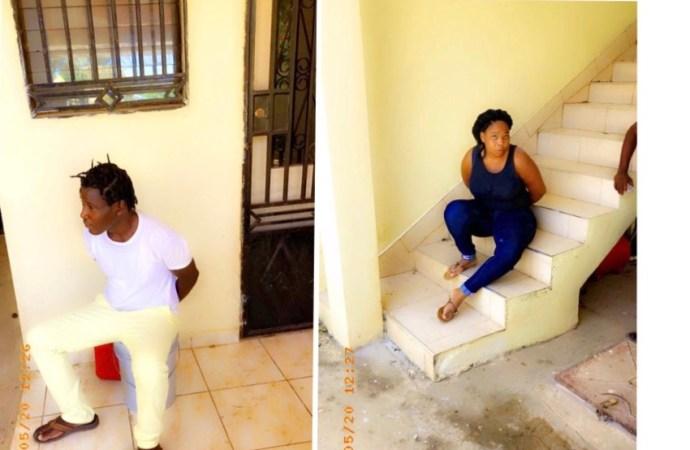 Deux personnes apréhendées, plusieurs armes à feu saisies, bilan d'une opération policière à Jacmel
