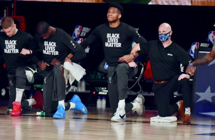 Violences policières aux Etats-Unis : la NBA à l'arrêt, fin de saison menacée