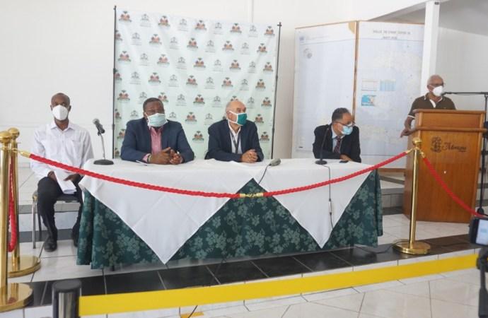 COVID-19 : pour éviter une 2ème vague de contamination, la Commission multisectorielle annonce une enquête