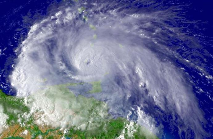 Haïti sous la menace de la tempête tropicale Laura, l'alerte orange décrétée