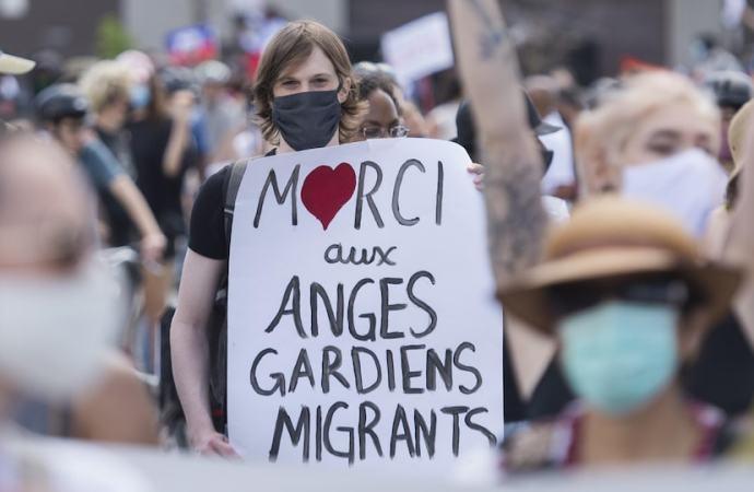 Coronavirus : le Canada régularisera la situation des travailleurs de santé haïtiens
