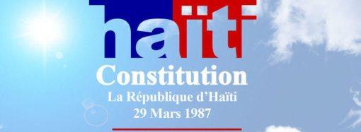 De la constitutionnalité et de la légitimité du référendum constituant