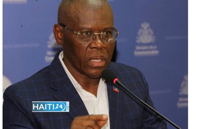 """""""Les cinq policiers ne sont pas impliqués dans l'assassinat de Me Dorval"""", affirme Joseph Jouthe"""