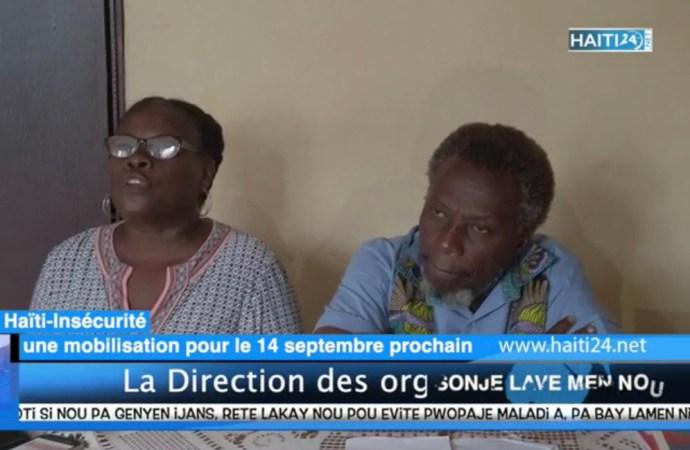Insécurité : La Direction des organisations d'enseignant (es) annonce une mobilisation pour le 14 septembre prochain
