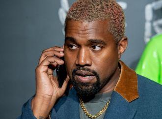 La star internationale Kanye West est dans nos murs!