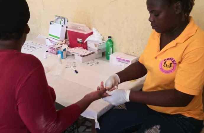 L'organisation FORCES et la FOSREF ont réalisé une clinique mobile réussie dans la commune de Tabarre