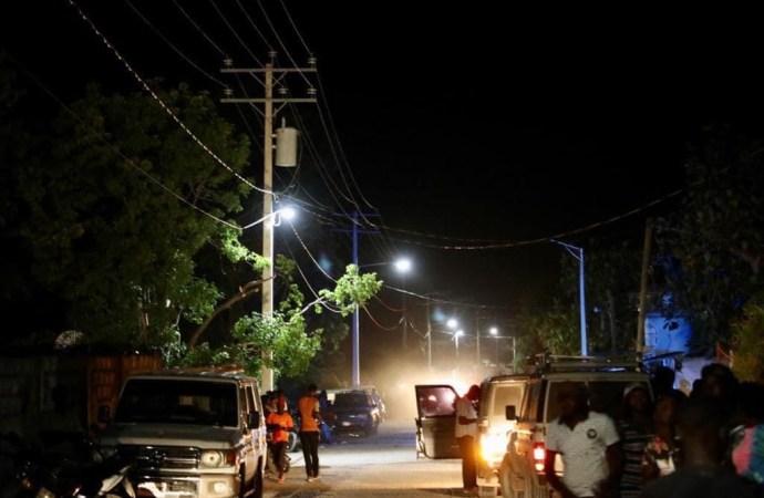La ville de Jérémie est alimentée de 18 heures d'électricité par jour, dixit Jovenel Moïse