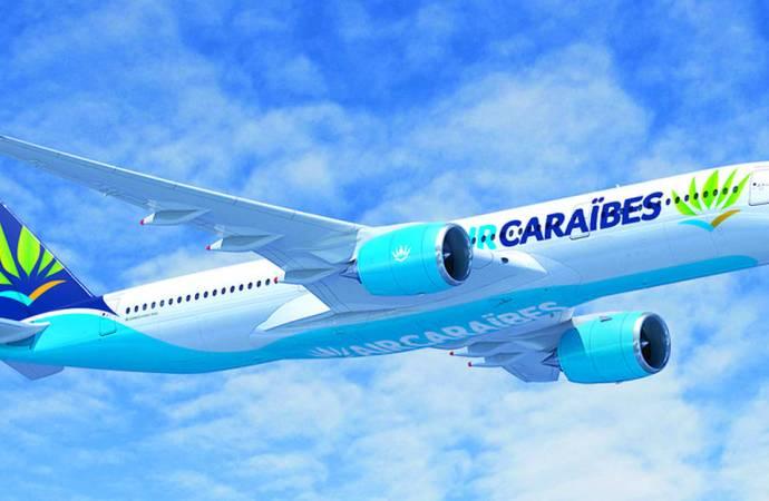 Air Caraïbes reprend ses vols sur Haïti
