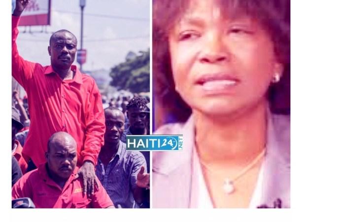 « Se yon bann moun fini kap atake m », ainsi Jean Charles Moïse répond à ses frères et sœurs de l'opposition