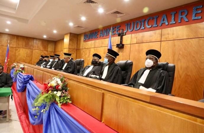 Lancement de la nouvelle année judiciaire 2020-2021