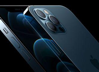 Compatible avec la 5G, l'iPhone 12 est disponible