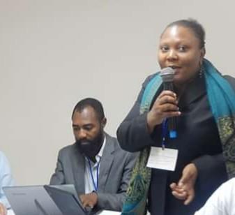 Le CEP constitue son bureau, Guylande Mésadieu élue présidente
