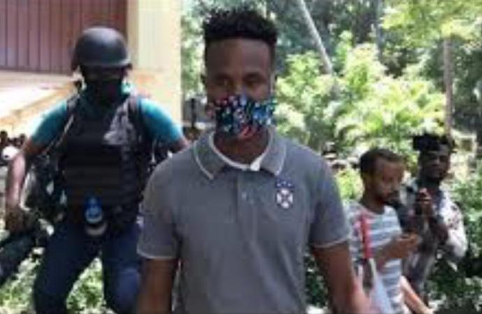 L'IGPNH refuse de restituer à Jean Pascal Alexandre son badge et son arme de service