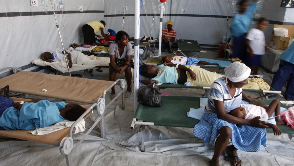 Introduction du choléra en Haïti : 10 ans après, l'ONU promet d'éradiquer la maladie et d'assister les victimes