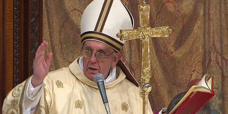 Le pape François favorable à l'union civile entre personnes de même sexe