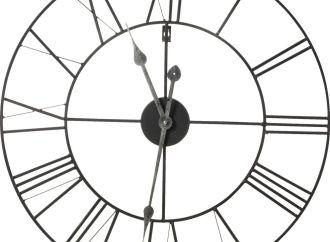 L'heure nationale reculera de 60 minutes au début du mois de novembre