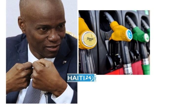 Les prix des produits pétroliers seront revus à la baisse, annonce Jovenel Moïse