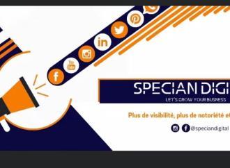 « Specian Digital », une nouvelle agence de marketing digital officiellement lancée