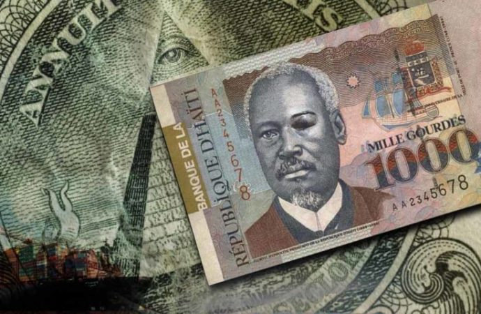 Taux de référence : la BRH affiche 63,07 gourdes pour un dollar